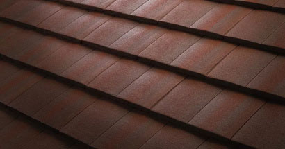 Duoplain Concrete Roof Tile