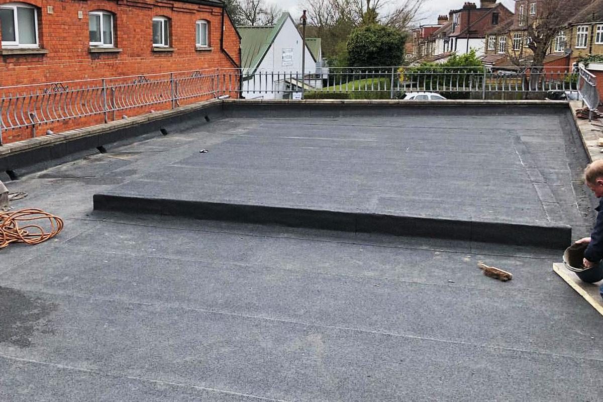 Flat Roof London