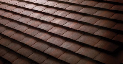 Plain Concrete Roof Tile