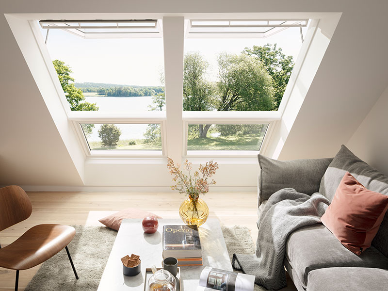 Roofers London Velux Skylight